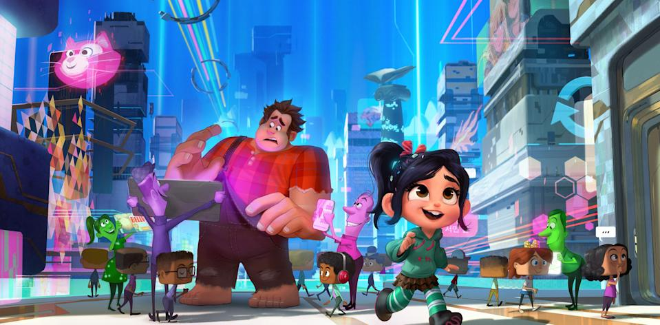 The Wreck-It Ralph sequel was nearly a different kind of movie