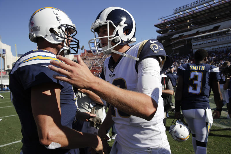 Steelers - Chargers Game Moved To Prime Time Dec. 2