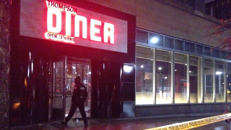 Suspect in Thompson diner shooting arrested in Laval, Quebec
