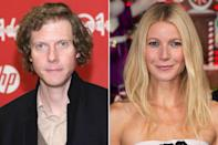 Jake Paltrow – brother of Gwyneth Paltrow: Jake's directorial work includes several episodes of 'NYPD Blue', and 2007 indie 'The Good Night' (Credit: Rex)