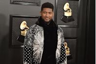 <p>Singer Usher's birthday is on October 14. </p><p>Also on this day: <br>Roger Moore <br>Isaac Mizrahi<br>Ralph Lauren </p>