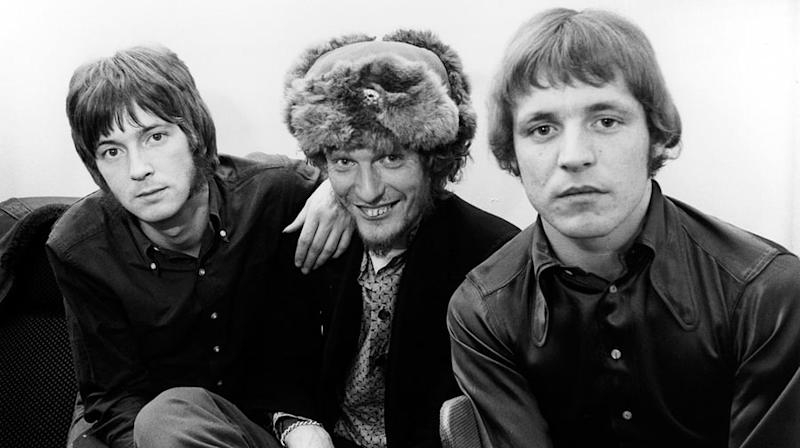 Cream Prep 50th Anniversary 'Fresh Cream' Reissue Box Set