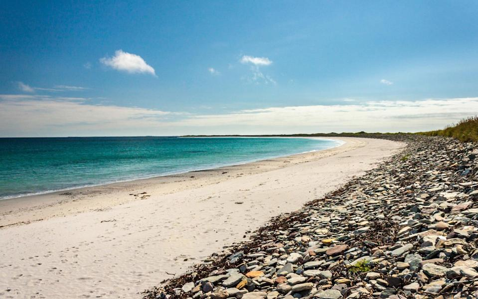 The Hebrides: a reminder that the far corners of our isles can feel oddly exotic - istock
