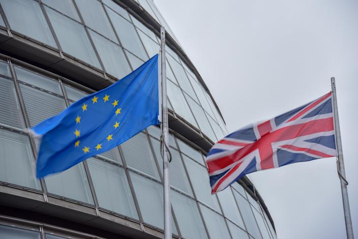 Before the Brexit vote, foreign investors used Britain as a platform to export to the rest of the Single Market. Photo: Getty
