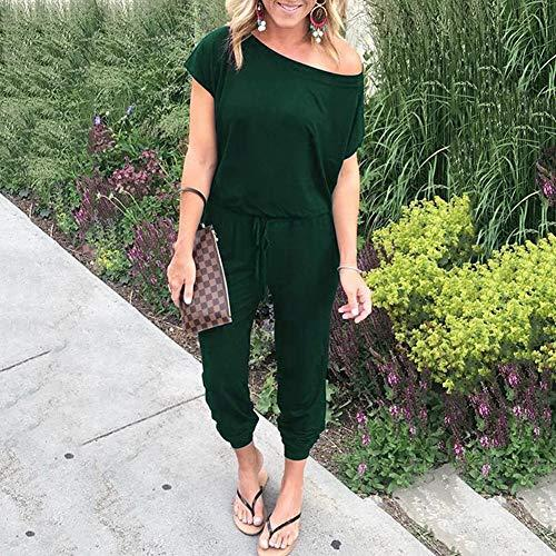 Prettygarden Off Shoulder Jumpsuit (Amazon / Amazon)