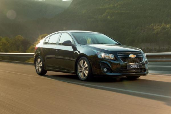 Cheapest Cars in the Philippines Under P1 Million - Chevrolet Cruze