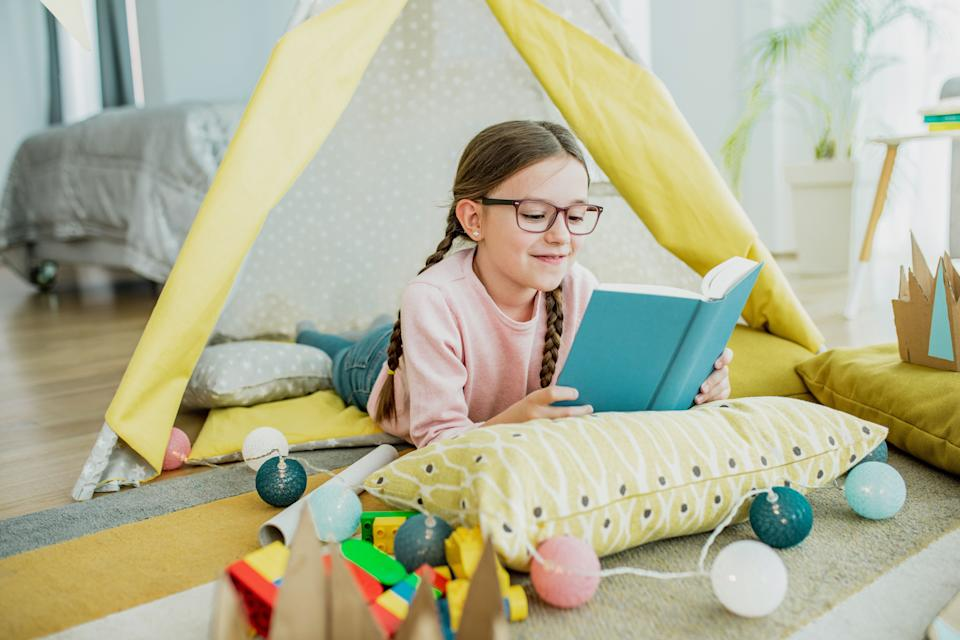 If you've been looking for frames for your kiddo, these are the best places to find children's glasses online. (Photo: blackCAT via Getty Images)