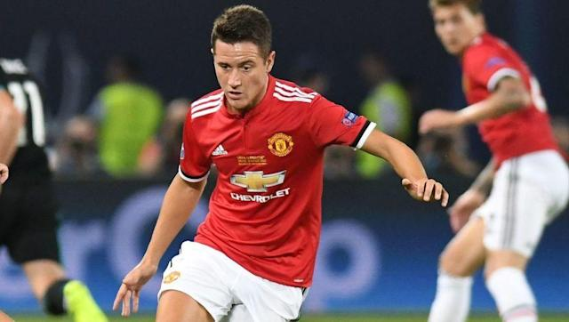 <p>Ander Herrera has been a success since joining Manchester United from Athletic Bilbao and his hard-working performances in the heart of the Red Devils' midfield have made him a firm favourite of the fans. </p>