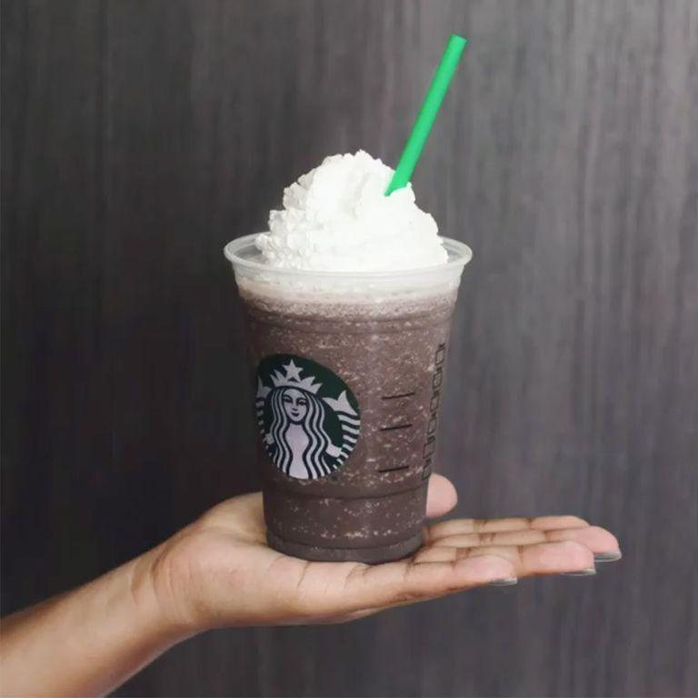 <p>As if you needed an excuse to go to Target, the Dark Mocha Frappuccino is exclusive to U.S. locations. The chocoholic's dream drink blends extra-dark cocoa, coffee, milk, and ice, and it's all topped with vanilla whipped cream.</p>