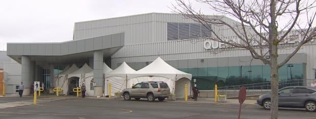 Two patients with COVID-19 are now being cared for at the Queen Elizabeth Hospital in Charlottetown.