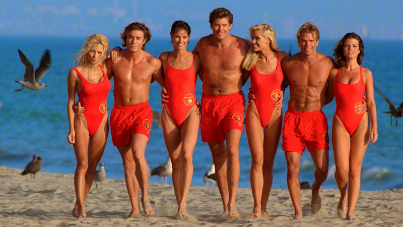 Image result for baywatch cast