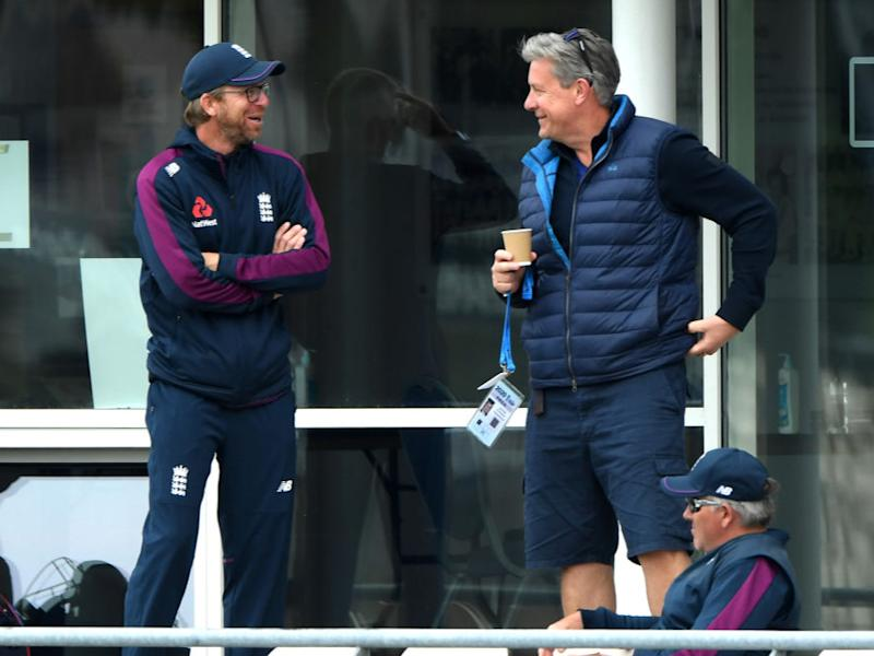 Ashley Giles says if there is no cricket in the next 12 months, the contracts 'are not worth the paper they are written on'Getty