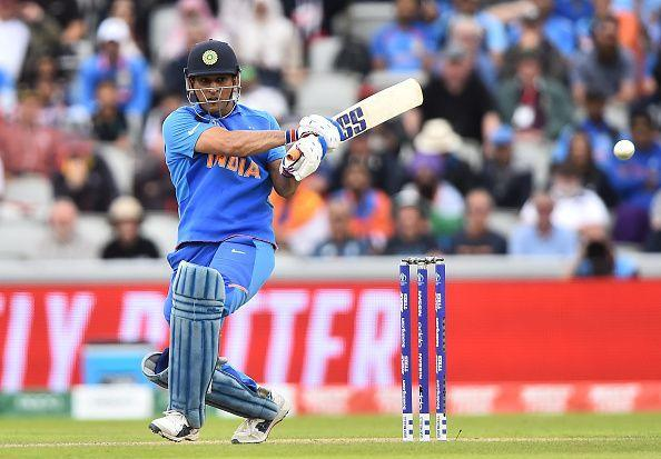 Dhoni's future is still up in the air
