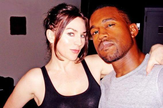 <i>Kanye West is just one of Dorothy's star clients [Photo: Dr Dot]</i>