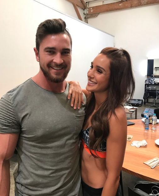 Kayla and Tobi have been together for the past five-and-a-half years. Photo: Instagram/Kayla Itsines