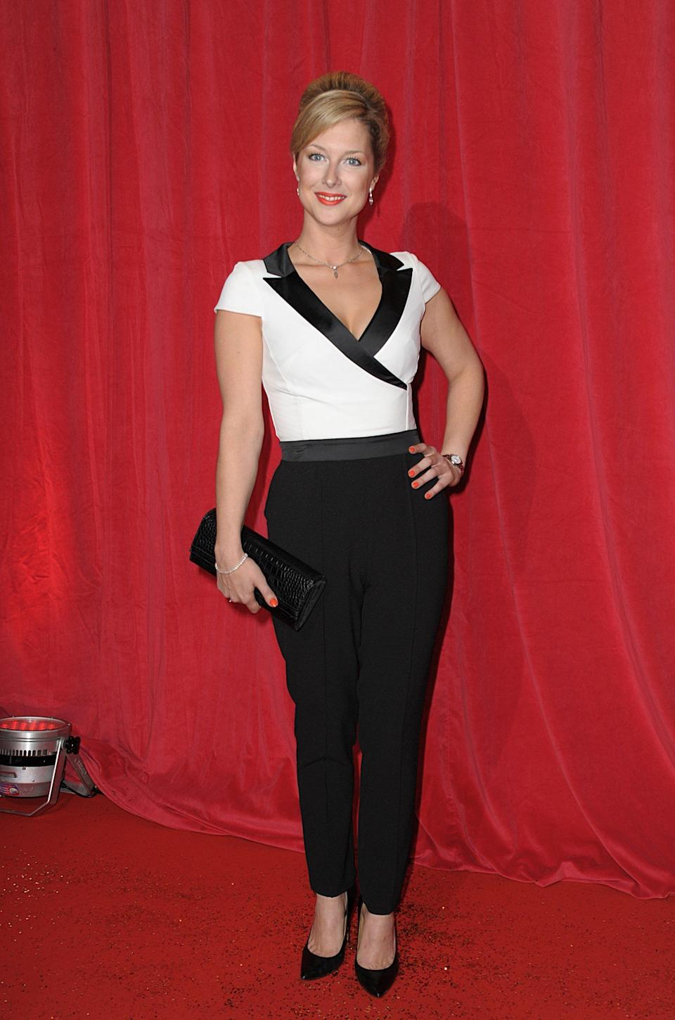 Gemma Bissix won plenty of awards as Hollyoaks' Claire, before channel-hopping across to 'EastEnders' to play a character with the same first name.