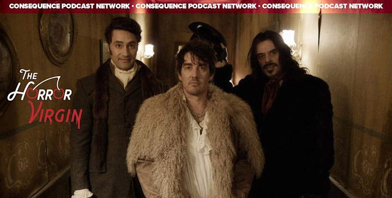 What We Do In the Shadows Finds Comedy in the Coffin