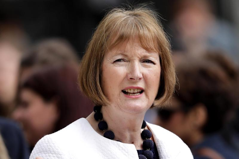 'No excuses': Harriet Harman (Photo by Dan Kitwood/Getty Images): Getty Images