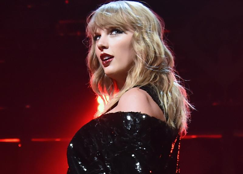 Taylor Swift Would Reportedly 'Hunch Over' Every Time She Talked About This Ex-Boyfriend