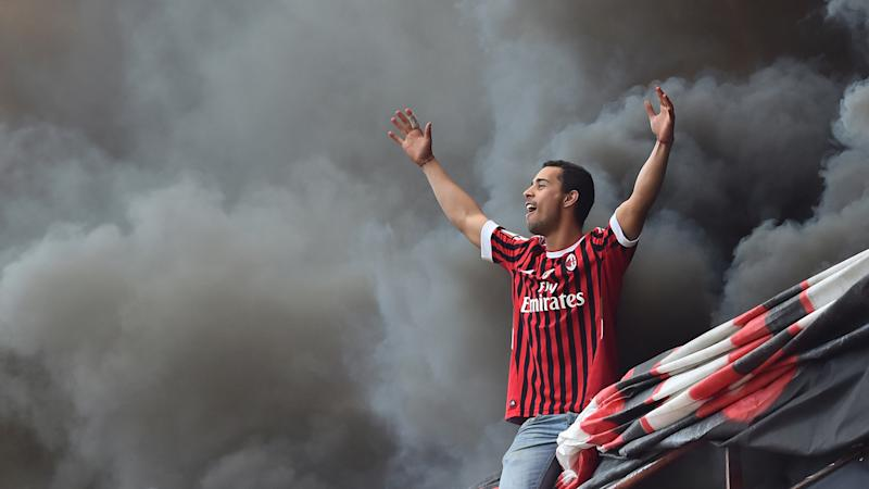 Fan Inter AC Milan derby