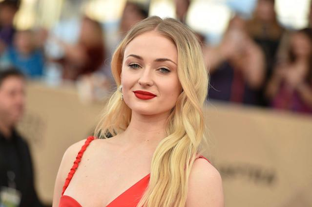 Sophie Turner made waves in an unexpected way on Tuesday. (Jordan Strauss/Invision/AP)