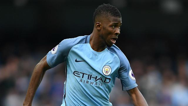 The forward has agreed a five-year deal with the Foxes, having spent the last three years at fellow Premier League side Manchester City