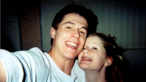 """PHOTO: """"That's the reason why I'm here...to keep Leah's name in the light,"""" Nick McGuffin said of his high school girlfriend Leah Freeman. (Courtesy of Nick McGuffin)"""
