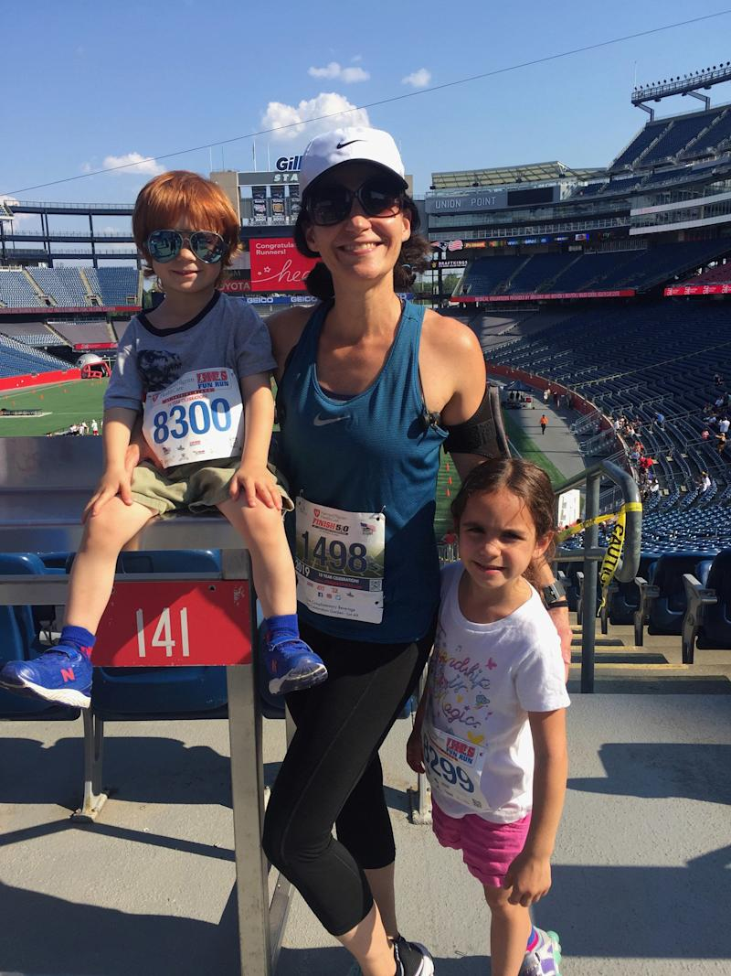 I'm a Single Mom of 2 Training for the New York City Marathon — and It's Starting to Freak Me Out