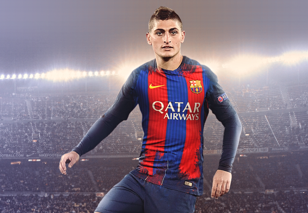 Marco Verratti tells Barcelona he wants to leave PSG this summer