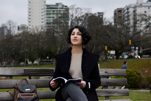 Vedanshi Vala says she felt it was 'extremely necessary' to launch the Safe Buddies program after reports of increase anti-Asian hate and alleged stalking incidents in Vancouver. (Vedanshi Vala/Submitted                                     - image credit)