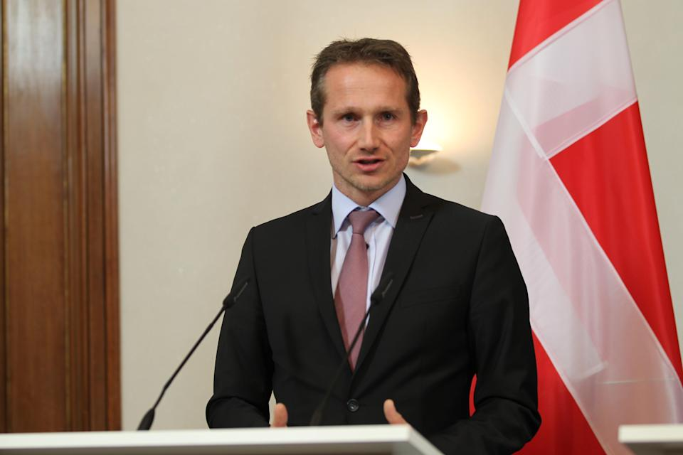 Danish finance minister Kristian Jensen has given Brexit talks a 50-50 chance of success (Getty)