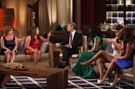 <p>Since 2006, Bravo and executive producer Andy Cohen have brought us nonstop drama with the <em>Real Housewives </em>franchise. While it may SEEM like these ladies have zero rules—you know, given all the ponytail pulling and wine glass throwing—it turns out there are quite a few, and I'm here to break them all down. So grab yourself a glass of pinot and settle in. </p>