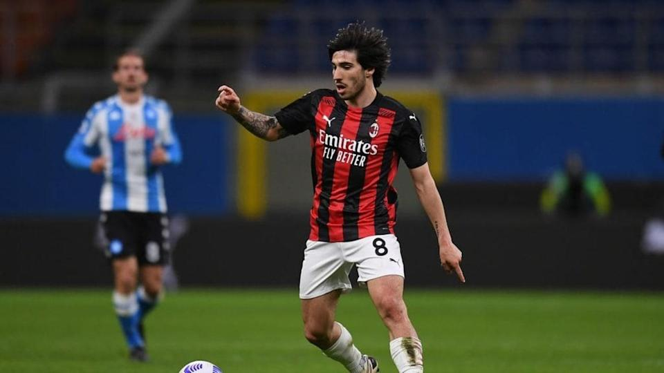 Sandro Tonali | Alessandro Sabattini/Getty Images