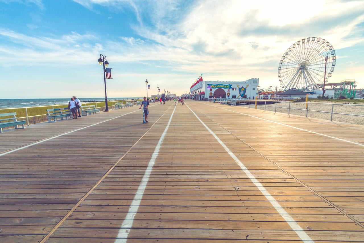 """<p>We called it in 2018: This Jersey Shore resort town is not only <a href=""""https://www.coastalliving.com/travel/americas-happiest-seaside-towns-2018?slide=247591#247591"""" target=""""_blank"""">America's Happiest</a>, it's also a veritable dream for retirees. Packed with charming bungalows and old-fashioned beachfront fun (think Skee-ball and saltwater taffy), Ocean City is a classic summer escape suitable for everyone in the family. (Translation: Bring on the grandkids!) While the historic district's handsome Victorians are always alluring, high-rise condos are more plentiful and available in a wide range of price points—some for as little as $200k, <a href=""""https://www.realtor.com/news/trends/fastest-growing-retirement-towns/"""" target=""""_blank"""">according to Realtor.com</a>.</p>"""