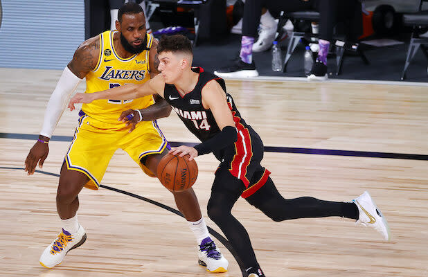 Los Angeles Lakers Defeat Miami Heat to Tie Boston Celtics for Most NBA Championships