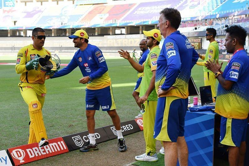 CSK CEO sounded confident that MS Dhoni will lead the side in IPL 2021 (Credits: IPLT20.com)