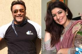 Bhidu, use this protection ke liye: When Jackie Shroff gave Twinkle Khanna some 'weed'