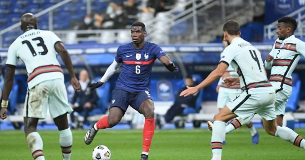 Foot - L. nations - Ligue des nations : la France et le Portugal se neutralisent