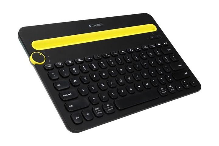 Logitech K480 Wireless Bluetooth Compact Multi-Device Keyboard