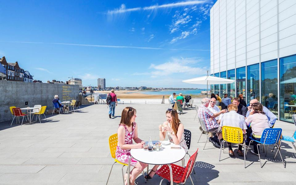 Turner Contemporary Gallery Credit - Visit Thanet