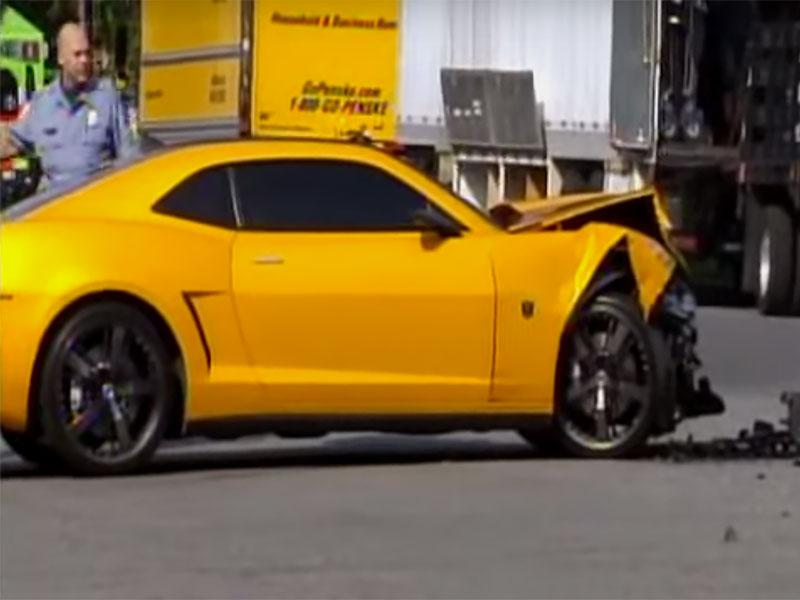 These 8 Camaro Crash Videos Will Make You Forget All About Mustang ...
