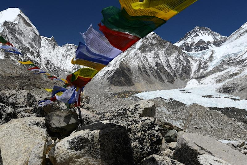 Over 400 people have reached Everest's summit this month during the busy spring climbing season