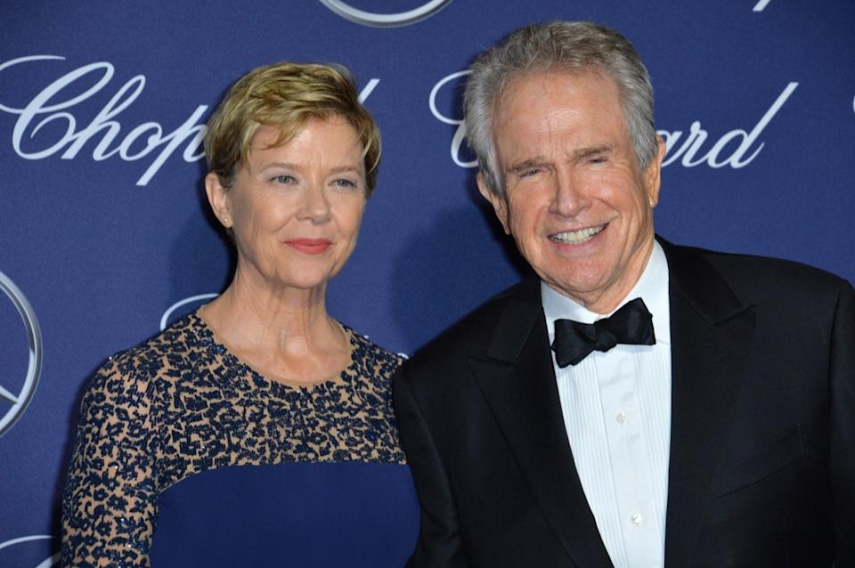 Annette Bening & Warren Beatty