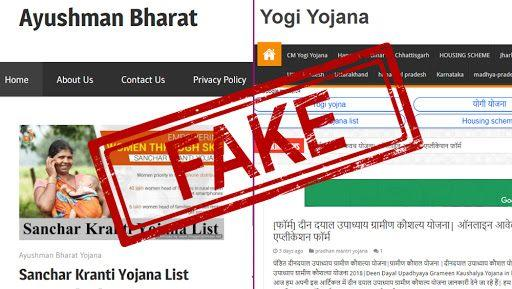 Fake Ayushman Bharat Website Links Floating on WhatsApp & Social Media! Official Portal of PM Modi's Healthcare Scheme is abnhpm.gov.in