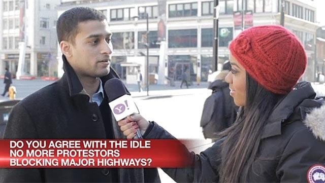 Pulse of Canada: Do you agree with blocking highways as an effective form of protest?