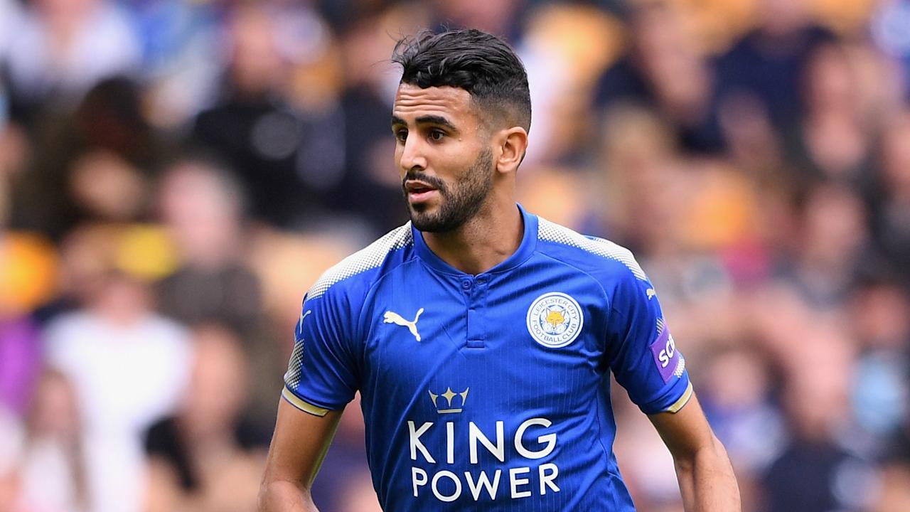 The Foxes boss disclosed that the Algeria international has a new name in training following his failed transfer move away from the King Power Stadium