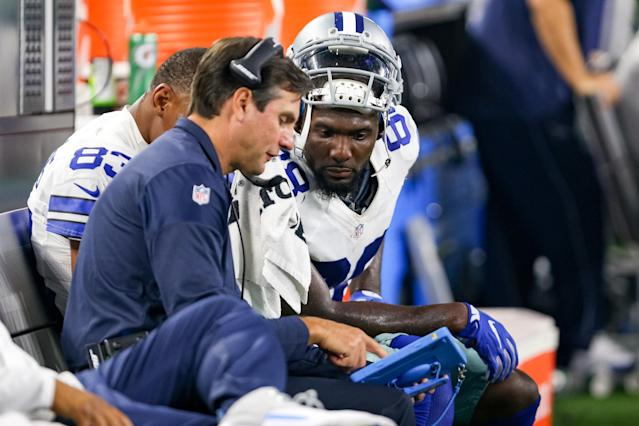 Derek Dooley's experience with the Dallas Cowboys was a big selling point with new Mizzou QB Kelly Bryant transferring into the program. (Getty Images)