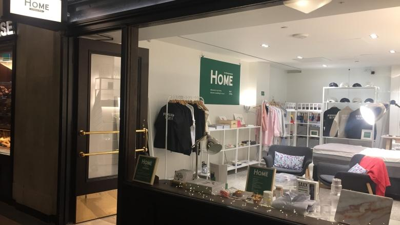 Union Station offers commuters, online retailers 'cheeky' twist on pop-up shops