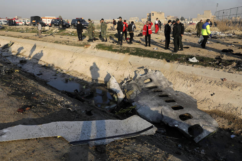 U.S. officials: 'Highly likely' Iran downed Ukrainian jetliner