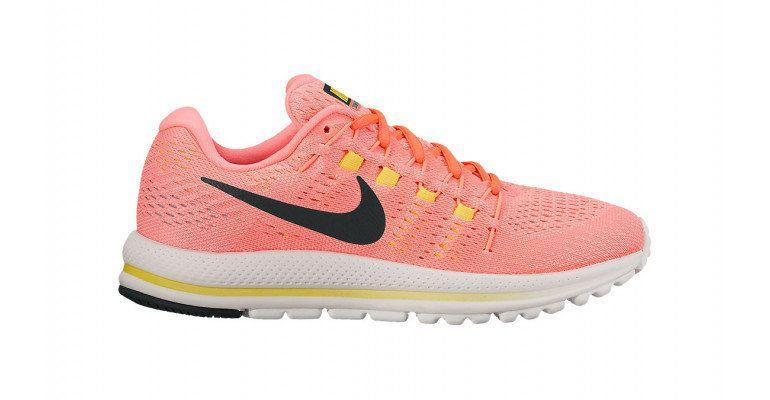 """Comfortable and stylish, we wish we could live in these running shoes every day. <a href=""""https://www.jackrabbit.com/brands/nike/air-zoom-vomero/women-s-nike-air-zoom-vomero-12-863766-001.html"""" target=""""_blank"""">Shop them here</a>."""